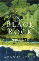 Cover for Black Rock by Amanda Smyth