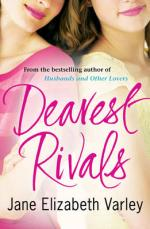 Cover for Dearest Rivals by Jane Elizabeth Varley
