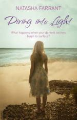 Cover for Diving into Light by Natasha Farrant