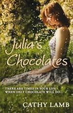 Cover for Julia's Chocolates by Cathy Lamb