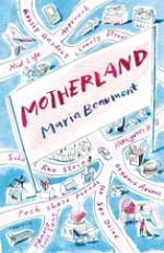 Cover for Motherland by Maria Beaumont