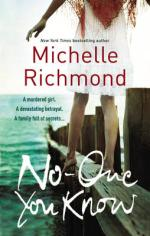 Cover for No One You Know by Michelle Richmond