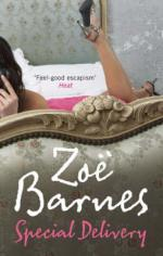 Cover for Special Delivery by Zoe Barnes