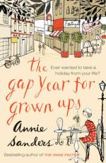 Cover for The Gap Year for Grown-ups by Annie Sanders