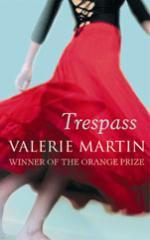 Cover for Trespass by Valerie Martin