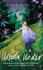 Cover for Ursula, Under by Ingrid Hill