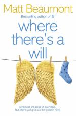 Cover for Where There's a Will by Matt Beaumont