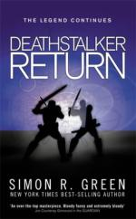 Deathstalker Return by Simon R Green
