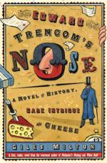 Cover for Edward Trencom's Nose by Giles Milton