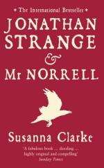 Cover for Jonathan Strange & Mr Norrell by Susanna Clarke