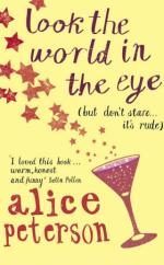 Cover for Look The World In The Eye by Alice Peterson
