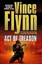 Cover for Act of Treason by Vince Flynn