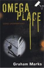 Cover for Omega Place by Graham Marks