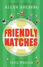 Cover for Friendly Matches by Allan Ahlberg
