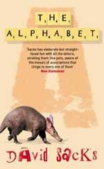 Cover for The Alphabet by David Sacks
