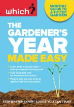 The Gardener's Year Made Easy by Ceri Thomas