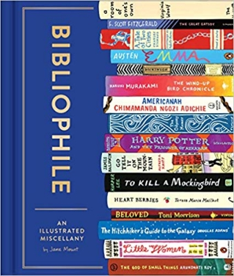 Book Cover for Bibliophile by Jane Mount