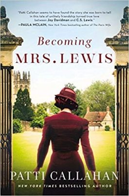 Cover for Becoming Mrs. Lewis by Patti Callahan