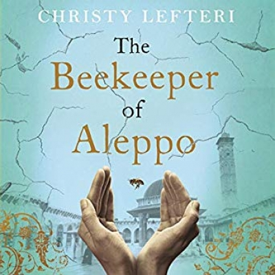 Cover for  The Beekeeper of Aleppo by Christy Lefteri