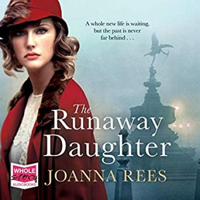 Cover for The Runaway Daughter by Joanna Rees