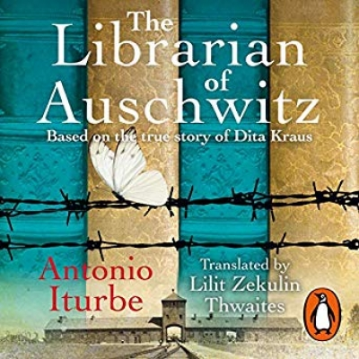Cover for The Librarian of Auschwitz by Antonio Iturbe