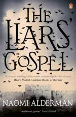 Cover for The Liars' Gospel by Naomi Alderman