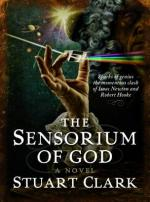 Cover for The Sensorium of God by Stuart Clark