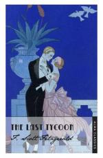 Cover for The Last Tycoon by F. Scott Fitzgerald