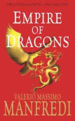 Empire of Dragons by Valerio Massimo Manfredi