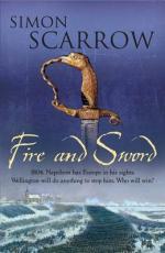 Fire and Sword by Simon Scarrow