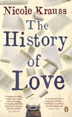 Cover for The History of Love by Nicole Krauss