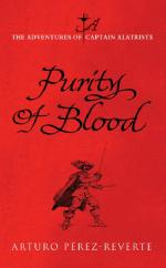 Cover for The Purity of Blood by Arturo Perez-reverte