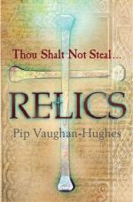 Cover for Relics by Pip Vaughan-hughes