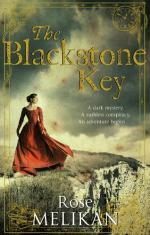 Cover for The Blackstone Key by Rose Melikan