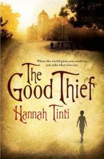 Cover for The Good Thief by Hannah Tinti