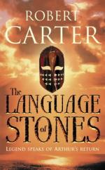 Cover for The Language of Stones by Robert Carter