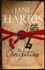 Cover for The Observations by Jane Harris