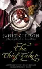 Thief Taker by Janet Gleeson