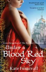 Cover for Under a Blood Red Sky by Kate Furnivall