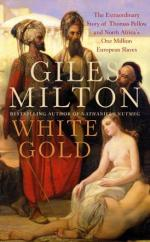 Cover for White Gold by Giles Milton