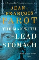 Cover for The Man with the Lead Stomach by Jean-francois Parot