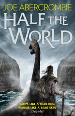 Cover for Half the World by Joe Abercrombie