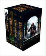 Cover for The Hobbit and The Lord of the Rings Boxed Set by J. R. R. Tolkien