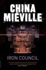 Cover for Iron Council by China Mieville