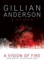 Cover for A Vision of Fire by Gillian Anderson