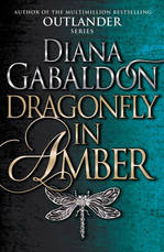 Cover for Dragonfly in Amber by Diana Gabaldon
