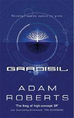 Cover for Gradisil by Adam Roberts