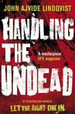 Cover for Handling the Undead by John Ajvide Lindqvist