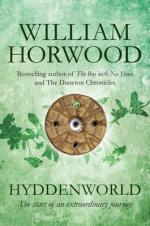 Cover for Hyddenworld Spring by William Horwood