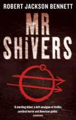 Cover for Mr Shivers by Robert Jackson Bennett